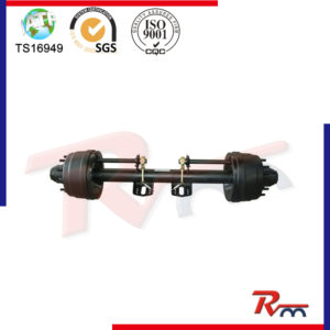 American Outboard Type Axle for Truck & Trailer