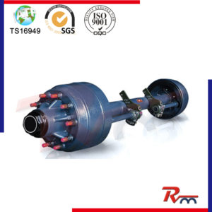 European BPW Style Axle for Truck & Trailer
