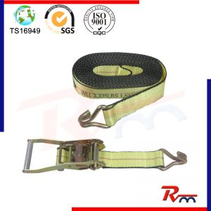 Ratchet Tie Down for Truck & Trailer